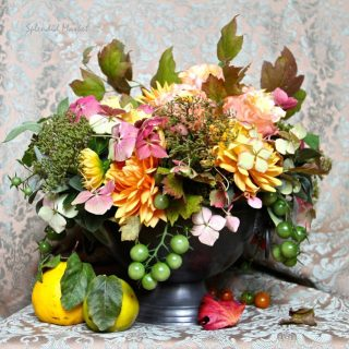 The floral autumn stew…