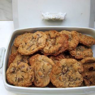 Selma's best oatmeal cookies {ala SM}…