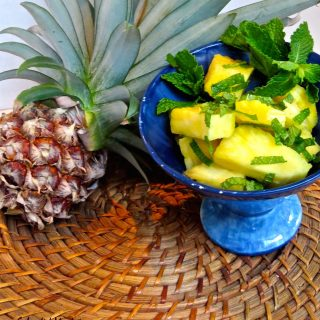 Consider the pineapple…