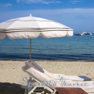 Bar du Soleil, Pampelonne Beach, France…