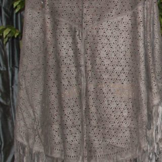 Gorgous Suede Fringed Shawls can be found at the new Splendid Market Shop….
