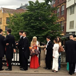 Going to The Ball….