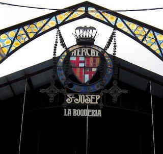 Mercat St. Josep, Barcelona…
