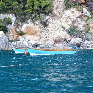 Daytripping the blue fantastic, Capri….