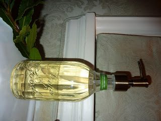 Olive Blossom Hand Soap