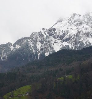 Easter Morning in Switzerland
