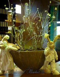 I can't believe I made an Easter Tree…