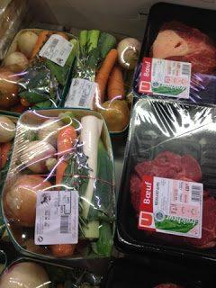 Pot au Feu and the suggestive butcher…