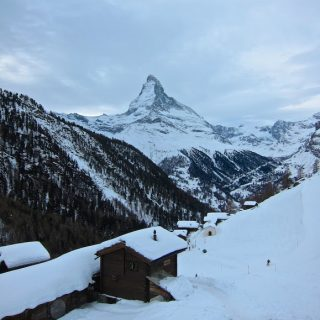 Chez Vrony, Findeln, Switzerland…