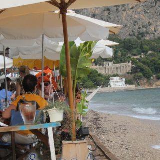 Anjuna beach club, Eze~bord~de~Mer, France…