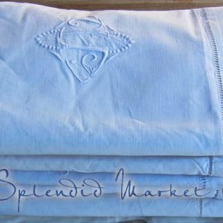 French linen and Mediterranean sun…