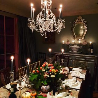 All Hallows' Eve Supper…