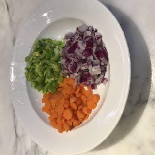 Tortellini Chicken Soup, Mama Lenoni's penicillian…