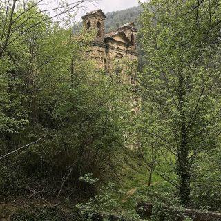The mystery of Santa Maria Assunta di Lago Pigo….