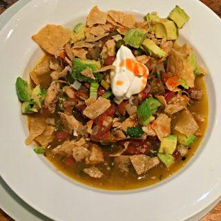 Chili Chicken Verde made easy…