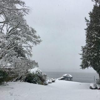 A Snowy day…