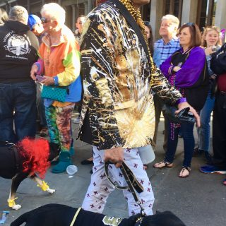 Barkus Krewe, French Quarter, New Orleans, Louisiana