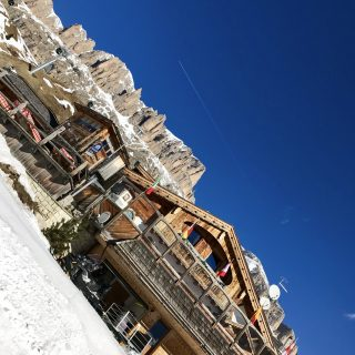 Alpine chic inspiration from the Dolomites, Italy….