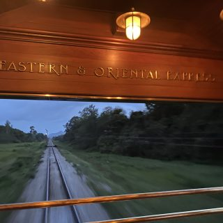 Welcome to The Orient Express…