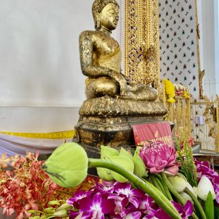 Chanting monks and other delights from Bangkok…