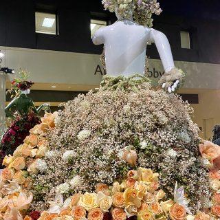 Floral fantasy fashions…