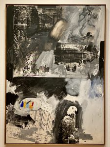Manuscript, Robert Rauschenberg, Ginny and Bagley Wright collection, Seattle Art Museum